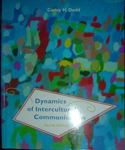 9780697201362: Dynamics of Intercultural Communication