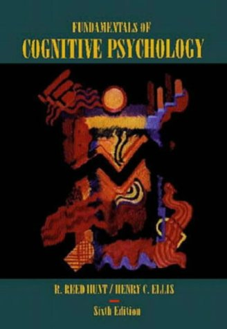 9780697201744: Fundamentals of Cognitive Psychology