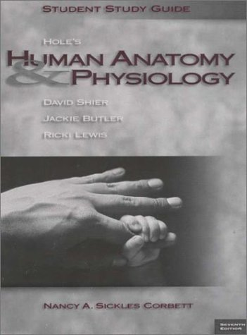 9780697209634: Hole's Human Anatomy & Physiology, 7th