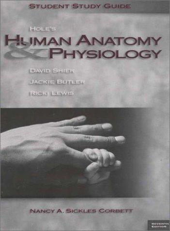 9780697209634: Hole\'s Human Anatomy & Physiology, 7th - AbeBooks ...