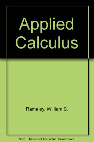 9780697216359: Applied Calculus