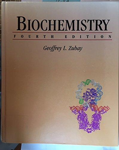 9780697219008: Biochemistry