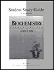 9780697219077: Student Study Guide to accompany Biochemistry