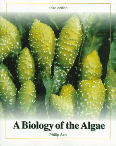 9780697219107: A Biology of the Algae