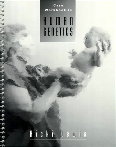 9780697222879: Case Workbook to accompany Human Genetics