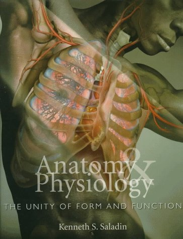 9780697230874: Anatomy & Physiology: The Unity of Form and Function