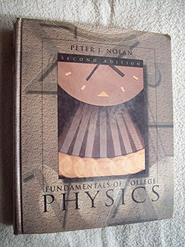 9780697231383: Fundamentals of College Physics