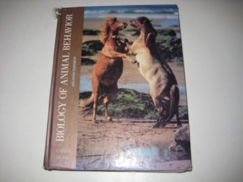 9780697234926: Biology of Animal Behavior