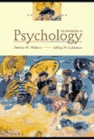 Introduction To Psychology: Patricia M Wallace, Jeffrey H Goldstein
