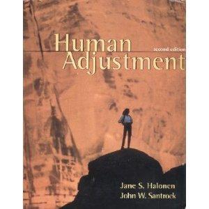 9780697235718: Human Adjustment