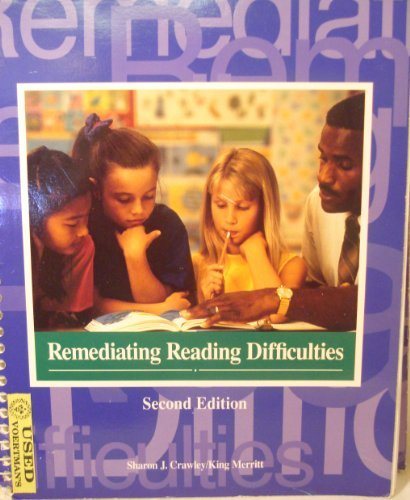 9780697241306: Remediating Reading Difficulties