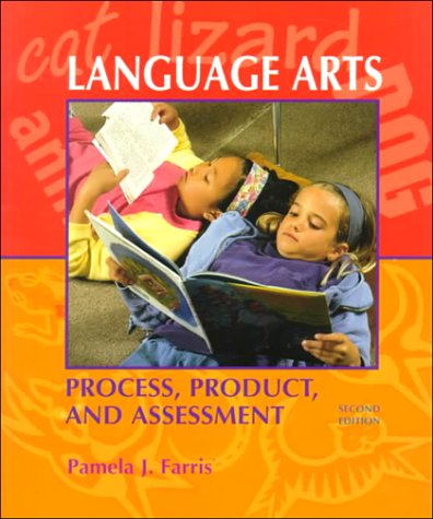 9780697241351: Language Arts Process Product and Assessment: Process, Product, and Assessment