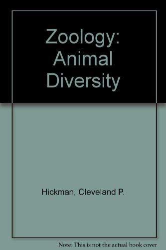 9780697242280: Animal Diversity