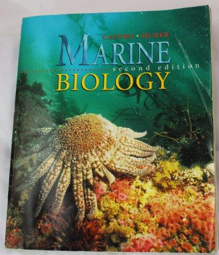 9780697243607: Marine Biology