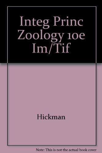 9780697243676: Integ Princ Zoology 10e Im/Tif