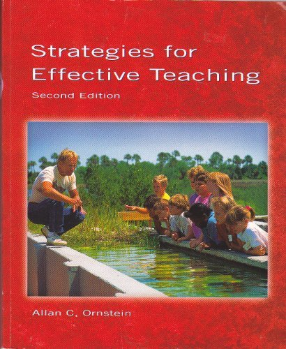 9780697244154: Strategies for Effective Teaching