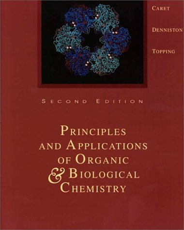 9780697250025: Principles and Applications of Organic and Biological Chemistry