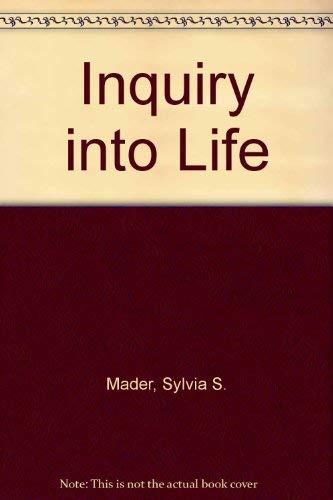 9780697251817: Inquiry into Life