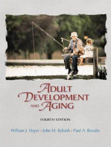 9780697253019: Adult Development & Aging