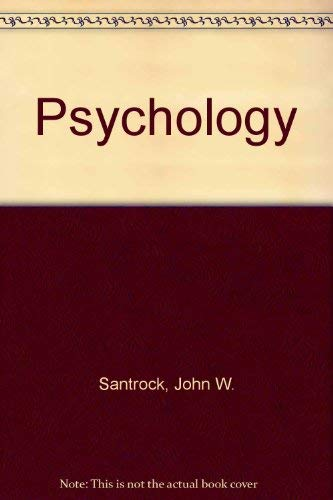 Student Study Guide for use with Psychology: John W. Santrock;