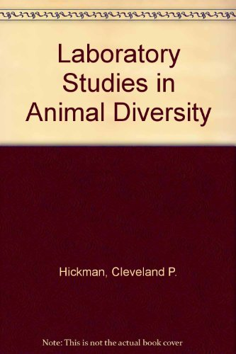 9780697253736: Laboratory Studies in Animal Diversity
