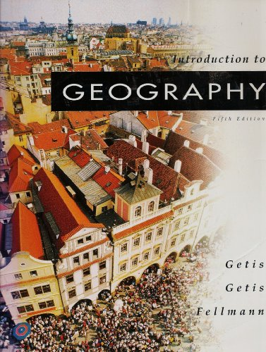9780697254962: Introduction to Geography