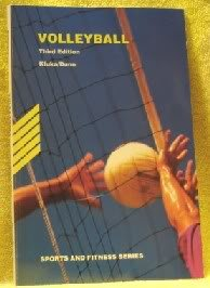 9780697256164: Volleyball (Princeton Studies in International History and Politics)