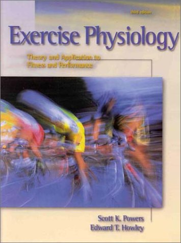 9780697257987: Exercise Physiology: Theory and Application to Fitness and Performance
