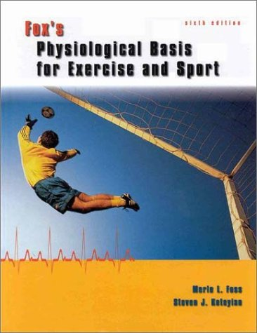 9780697259042: Fox's Physiological Basis for Exercise and Sport