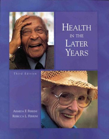 9780697262639: Health in the Later Years