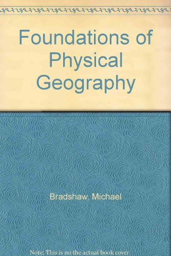 9780697263100: Foundations of Physical Geography