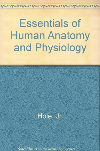 9780697267696: Essentials of Human Anatomy and Physiology