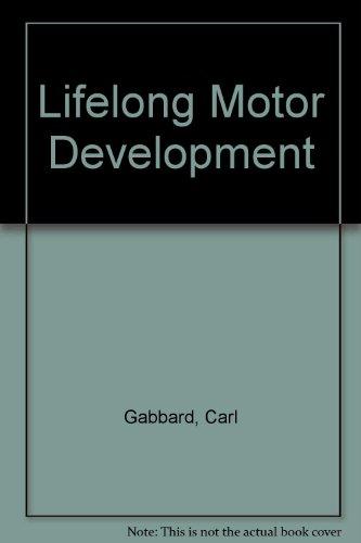 9780697269898: Lifelong Motor Development