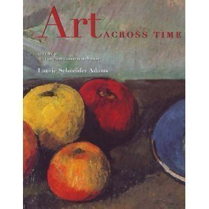 9780697274809: Art across Time, Volume Two: The Fourteenth Century to the Present