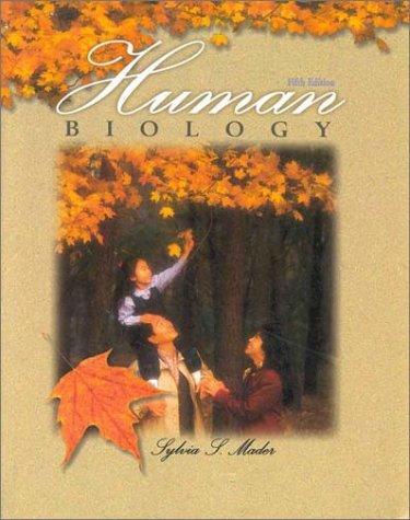 9780697278210: Human Biology