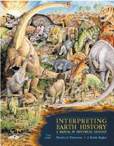 Interpreting Earth History : A Manual in: Morris S. Peterson;