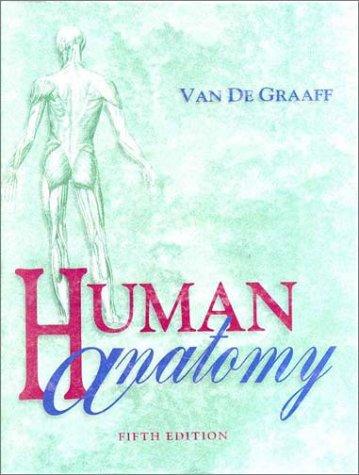 9780697284136: Human Anatomy