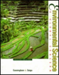 9780697286710: Environmental Science: A Global Concern