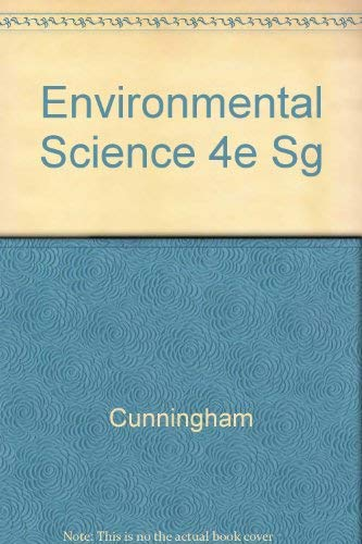 9780697286734: Environmental Science: A Global Concern
