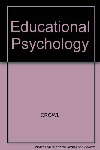 9780697288141: Educational Psychology