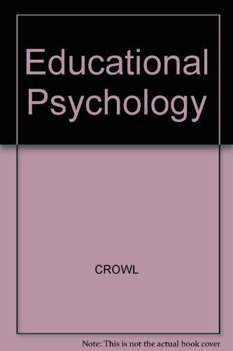 9780697288141: Educational Psychology