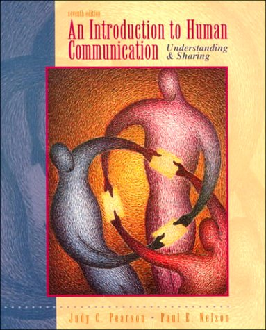 9780697288981: An Introduction to Human Communication