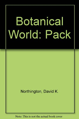 9780697292117: The Botanical World