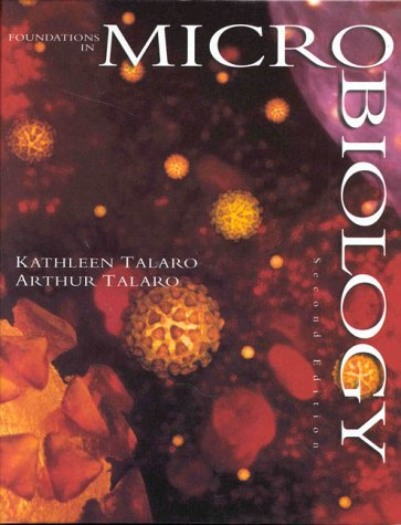 Foundations in Microbiology : Student Study Art: Kathleen Park Talaro,