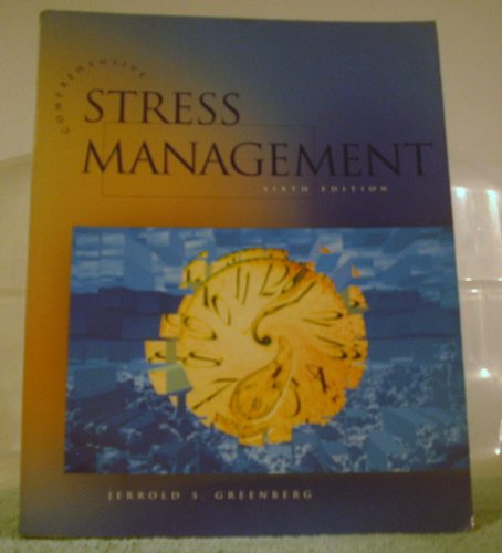 9780697294340: Comprehensive Stress Management