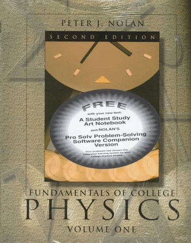 9780697295712: Fundamentals of College Physics