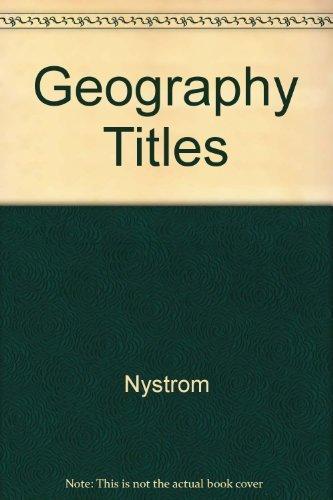 9780697297280: The Nystrom Desk Atlas