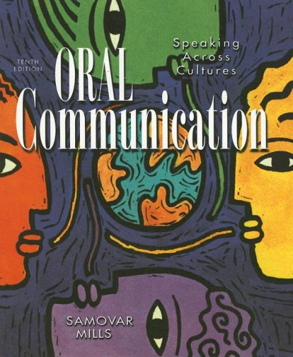 9780697299093: Oral Communication: Speaking Across Cultures