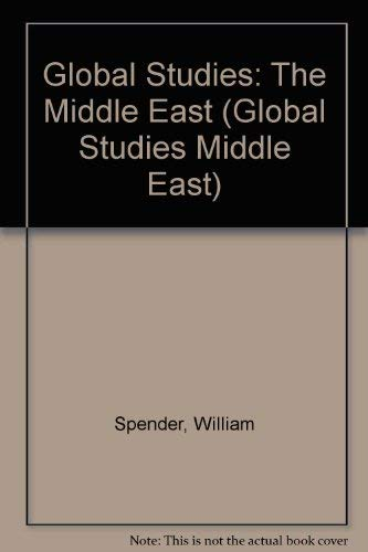 9780697317032: Global Studies: The Middle East (Global Studies Middle East)