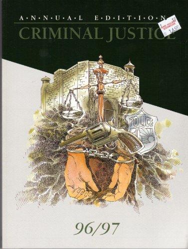 Criminal Justice : 1996-1997: Joseph L. Victor